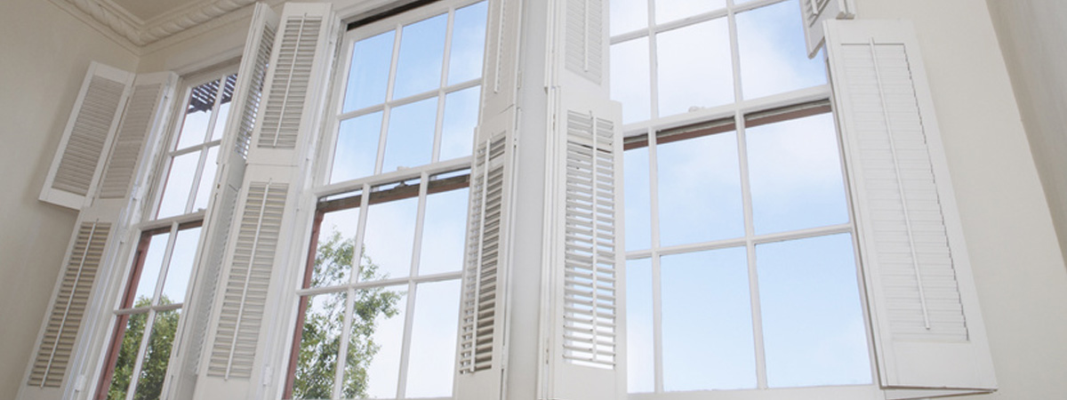 Aero Glass & Mirror Inc. windows shutter interior